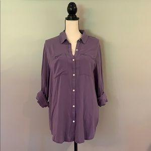 Rubbish Nordstrom Brand button up blouse